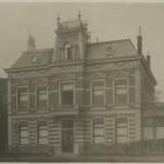 Bankaplein 3, woonhuis van Tobias Asser van 1906 tot 1913.  Collectie Haags Gemeentearchief