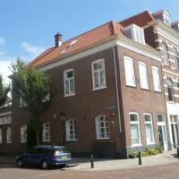 Voormalige synagoge aan de Haringkade 19 in Scheveningen