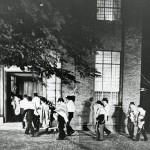 LJG 1976 herinwijding van de synagoge Prinsessegracht - collectie Haags Gemeentearchief
