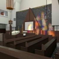 Nieuwe Molstraat  3D-reconstructie interieur