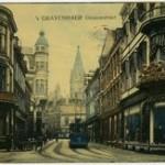 Oude Bonneterie, ca. 1906. (Collectie Haags Gemeentearchief)