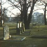 Scheveningseweg Joodse Begraafplaats, ca. 1981.