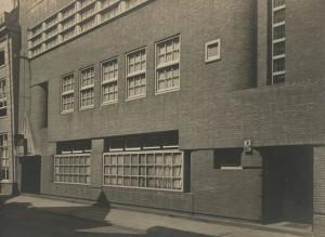 Oorspronkelijke synagoge aan de Nieuwe Molstraat