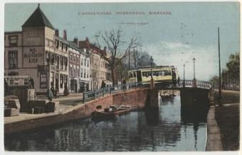 Hotel Kiek omstreeks 1905 - fotocollectie Haags Gemeentearchief
