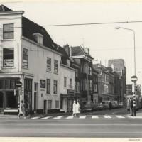 Gedempte Gracht in 1967 - foto Stokvis