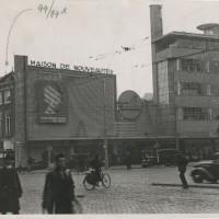 Maison de Nouveautés   Grote Marktstraat, 63-65 (hoek Spui) 1934 – collectie Haags Gemeentearchief