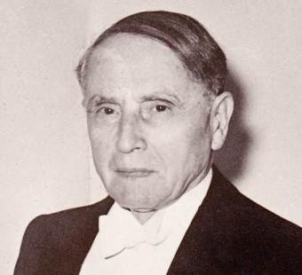 Jacques Levi Lassen omstreeks 1960 - collectie Stichting Levi Lassen