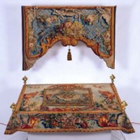 Biema-kleed Portugese synagoge - collectie Joods Historisch Museum