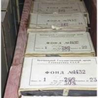 Archieven van Joodse instellingen uit Den Haag in Rusland - foto prof.dr. Eric Ketelaar