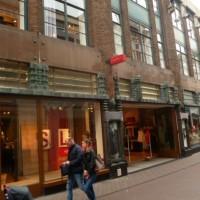 Voormalig Modehuis Gerzon Venestraat 36-48 in 2013
