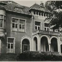 Scheveningseweg 52, woonhuis van Jacob en Anna Kann - collectie Haags Gemeentearchief