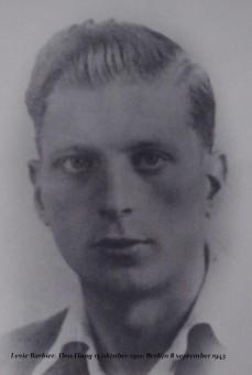 Levie Barbier, omstreeks 1940 - fotocollectie Niek Versteeg