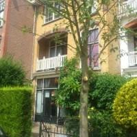 Rusthoekstraat 48, hier woonde Ida Simons-Rosenheimer in de jaren twintig van de vorige eeuw