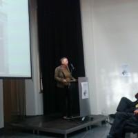 Mieke Tillema hield een lezing over Ida Simons-Rosenheimer