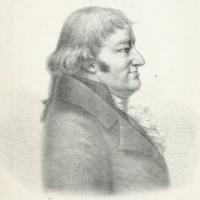Elias Stein (1748-1812) - lithografie, vervaardiger waarschijnlijk A.M. Abrahams, collectie Haags Gemeentearchief