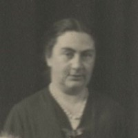 Nicolette Bruining in 1935 - Haags Gemeentearchief, archief Stichting Het Genootschap