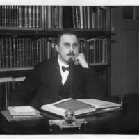 Opperrabbijn Isaac Maarsen  - collectie Haags Gemeentearchief