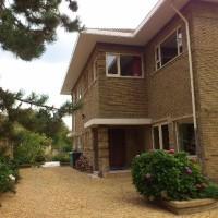 De familie De Wind-Gazan verhuisde in 1934 naar de Nieuwe Duinweg 19 - foto 2015