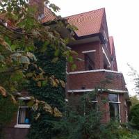 Isaac van Weezel kwam in 1934 in de directie van de nieuwe Gazanfabriek in Den Haag. Hij verhuisde met zijn gezin naar de Nieuwe Parklaan 88 - foto uit 2015
