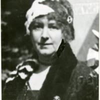 Bertha Boon-van der Starp, ca. 1930 - collectie Haags Gemeentearchief