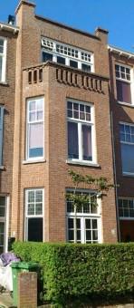 Woonhuis gezin Korijn in de Frankenstraat 33 in Den Haag - foto uit 2015