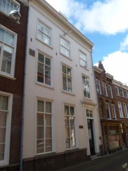 Voormalig Joods Weeshuis Raamstraat 45 (1880-1932) - foto uit 2011