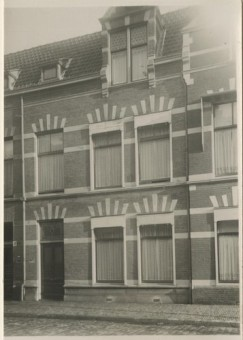 Banstraat 22, woonhuis van Johan Jacob Belinfante - collectie Haags Gemeentearchief
