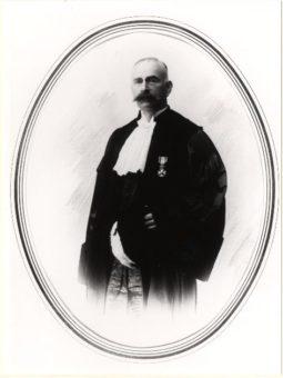 Mr. L.E. Visser - collectie Hoge Raad der Nederlanden