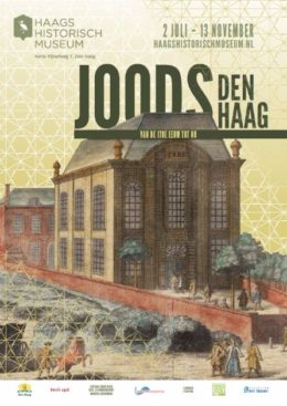 Joods Den Haag HHM affiche