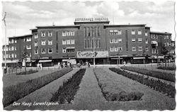 Rembrandt Theater aan het Lorentzplein in 1935 - collectie Haags Gemeentearchief